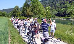 Mehrtägige Radtour im Altmühltal 2011