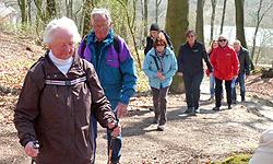 Wanderung im Teutoburger Wald 2012