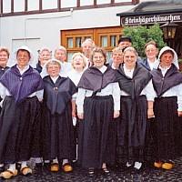 Trachtengruppe des Heimatvereins